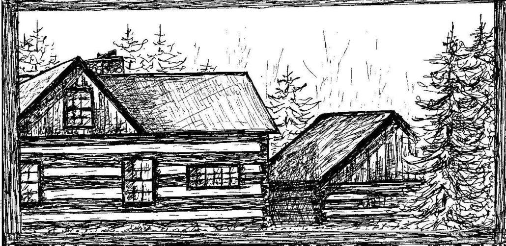 Log Home Restoration Ontario