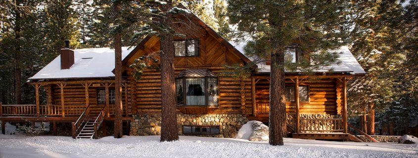 Log Home Preservation