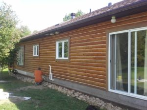 Log Home Chinking